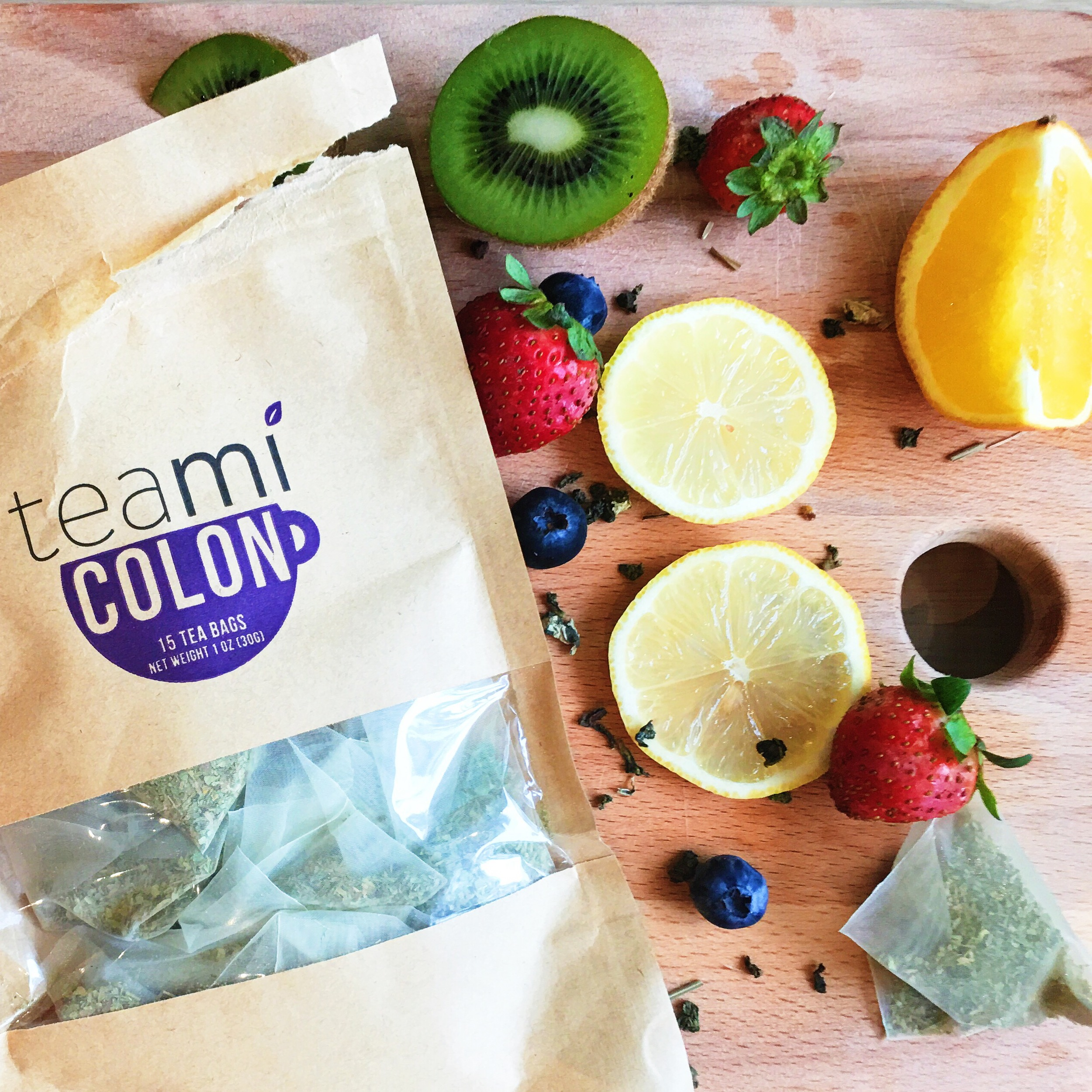 Why Detoxing Is Great For Hair Growth Featuring Teami Tea Blends