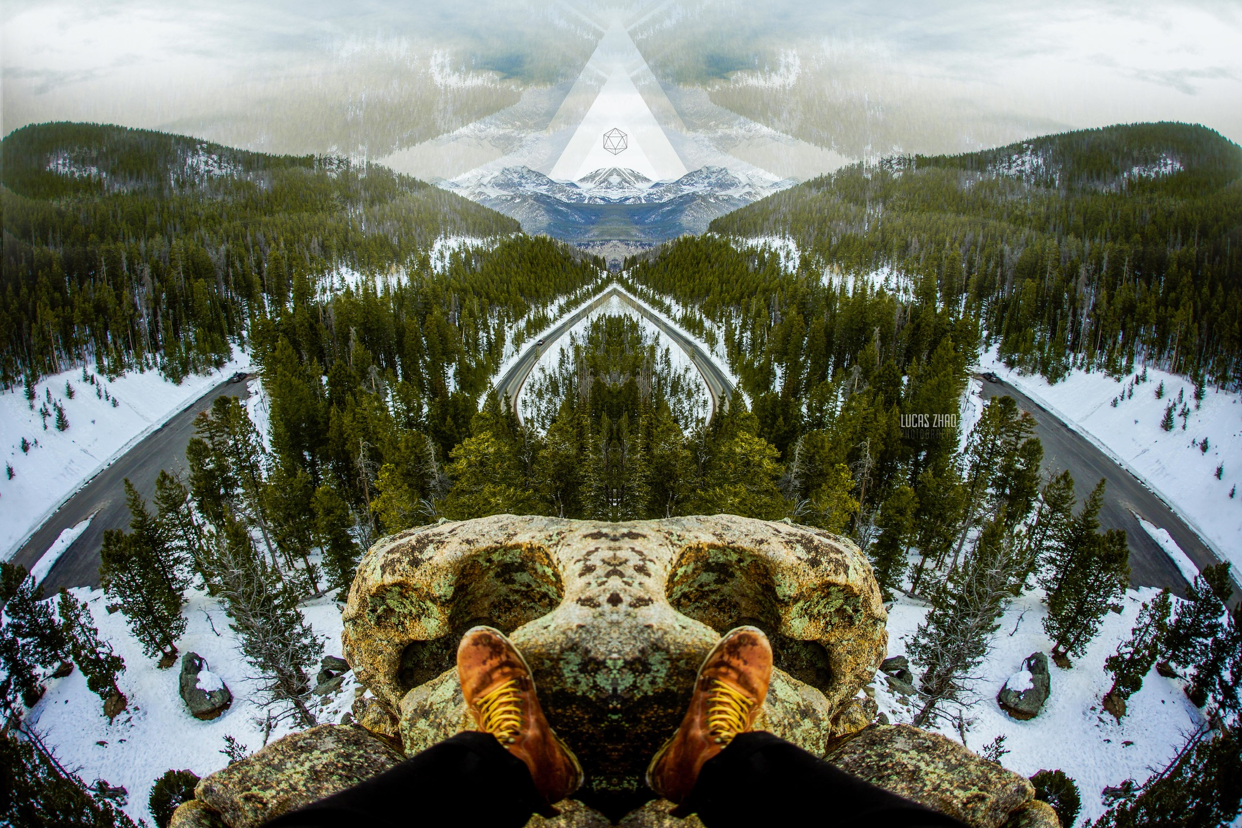 The Synchronization (Rocky Mountain National Park)