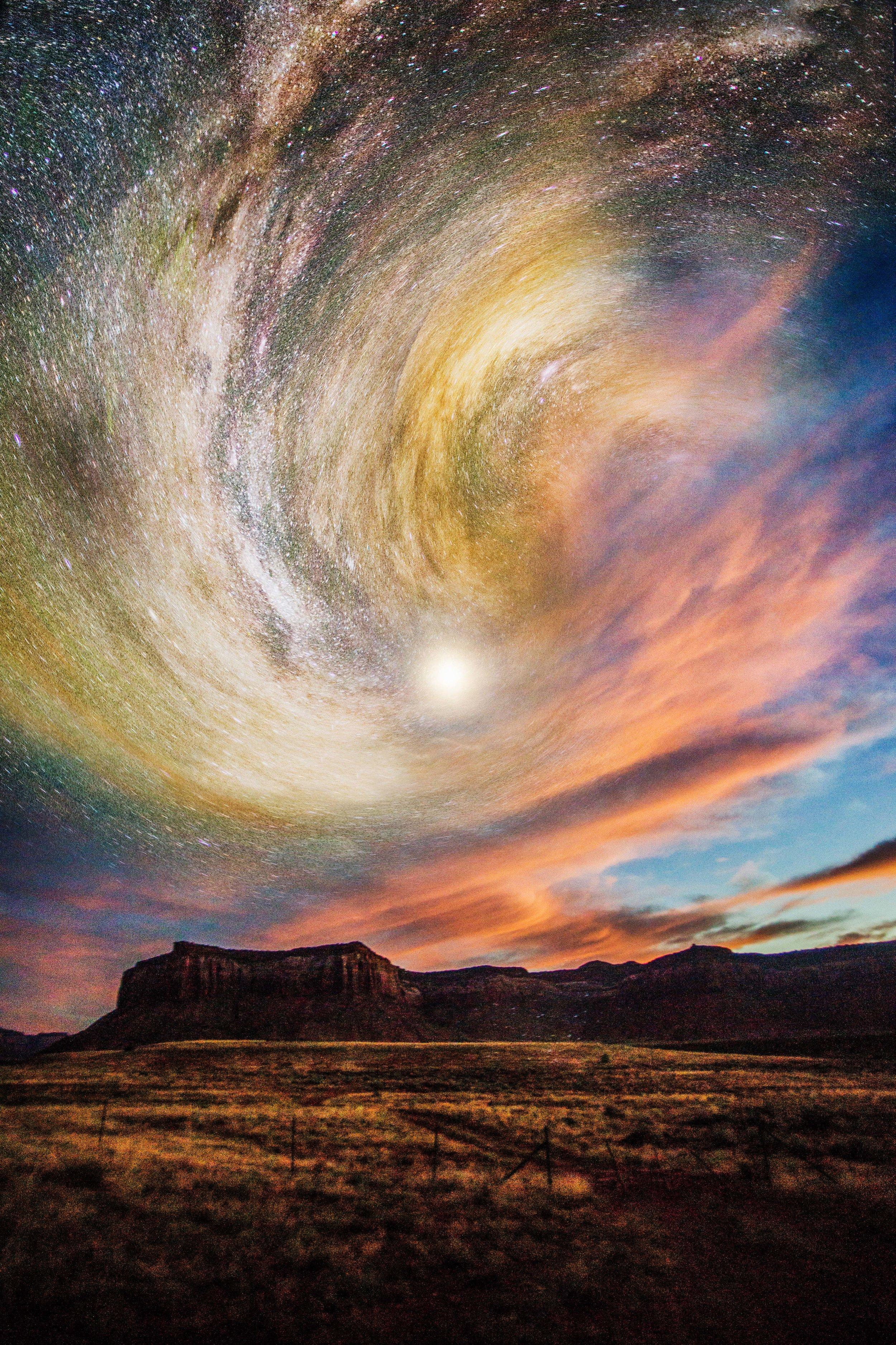 Lower Canyonlands National Park, Utah (post processed)