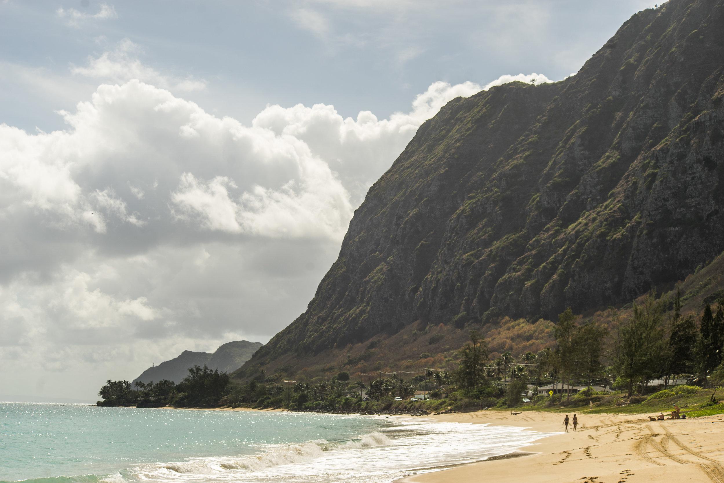 Waimonalo Beach, Oahu