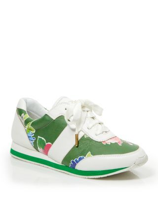 Kate Spade Flat Lace Up Sidney Trainers