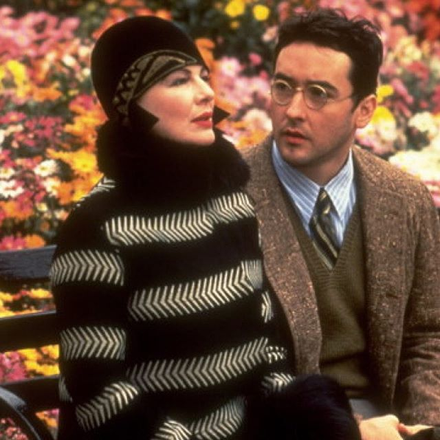 Ready for fall like.. #baierouge #baierougeblog #brb #bulletsoverbroadway #johncusack #dianeweist #woodyallen
