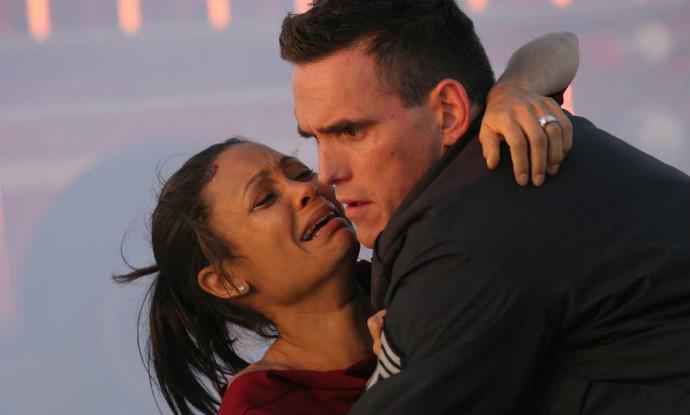 Thandie Newton and Matt Dillon in Crash (Image © Lionsgate)
