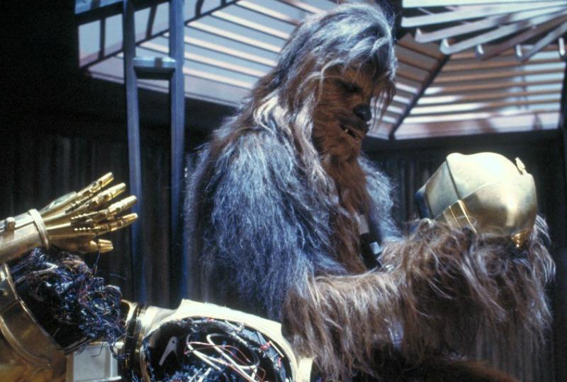 """""""Alas, poor Threepio ... """" (Image  © Lucasfilm)"""