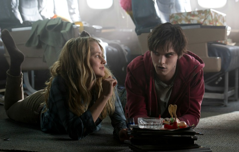 Teresa Palmer and Nicholas Hoult in Warm Bodies (Image  © Summit Entertainment/Lionsgate).
