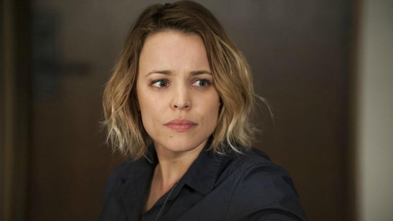 Rachel McAdams stars as Antigone Bezzerides in season two of HBO's True Detective (Image  © HBO).