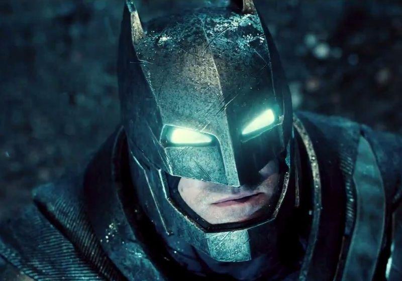 Ben Affleck stars as Batman in Zack Snyder's Batman vs. Superman: Dawn of Justice (Image © Warner Bros.)