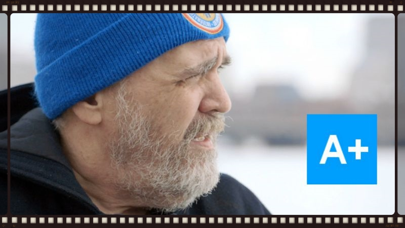 Barry Crimmins, the subject of Call Me Lucky, a documentary from Bobcat Goldthwait (Image  © MPI Media Group).