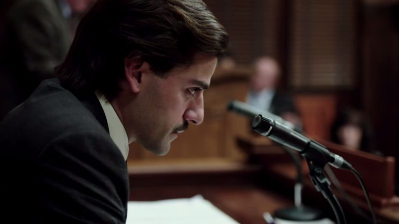 Oscar Isaac as NIck Wasicsko in the HBO series Show Me a Hero (Image  © HBO).