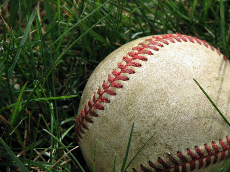 """""""April 15,2006: Baseball""""  © Flickr user  Matt McGee"""