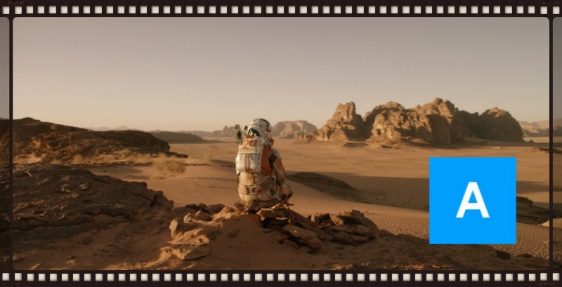 Matt Damon in Ridley Scott's  The Martian  (Image  ©  20th Century Fox).