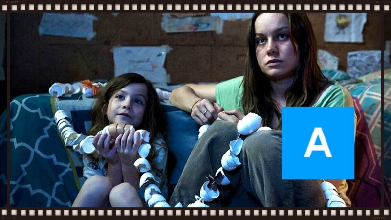 Jacob Tremblay and Brie Larson star in Lenny Abrahamson's Room (Image  © A24 Films).