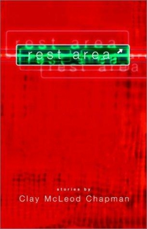The cover for Rest Area (Hyperion, 2003).