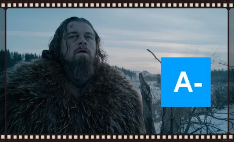 Leonardo DiCaprio stars in The Revenant (Image  © 20th Century Fox).