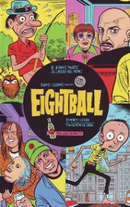 """The cover of Eightball #11, the first appearance of the """"Ghost World"""" comic. (Image © Daniel Clowes)"""
