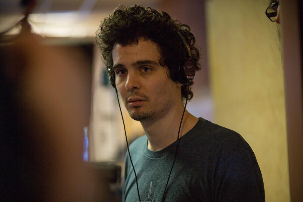 Damien Chazelle, director of Whiplash