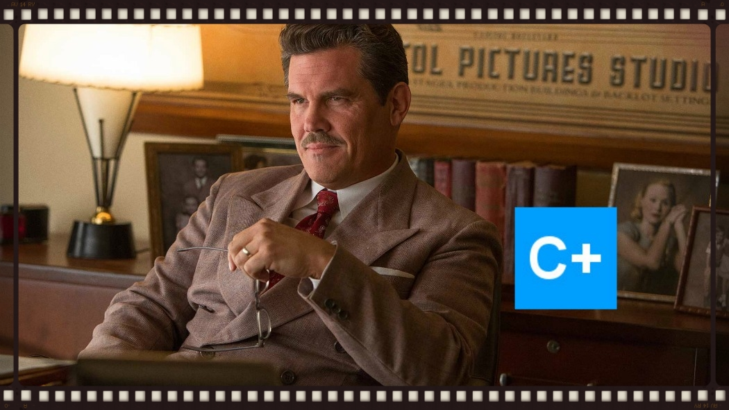 Josh Brolin stars in  Hail, Caesar  the latest film from the prolific Coen Brothers (Image © Universal Pictures).