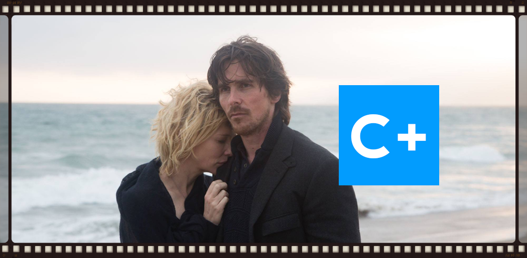 """""""A C+? How could you do dis?"""" - Christian Bale, probably. Image  © Broad Green Pictures"""