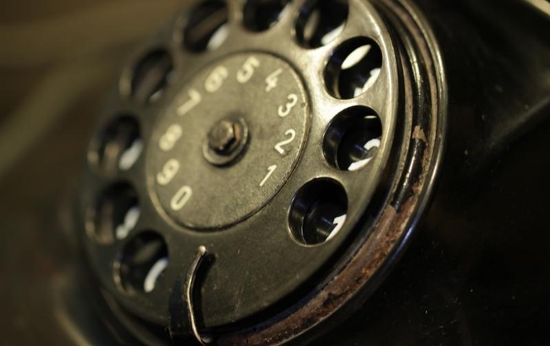 """Old Phone 2"" © Flickr user  Jan-Hendrik Caspers"