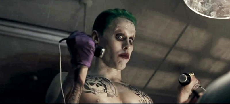Jared Leto as Emo Joker ™ (Image © Warner Bros.)