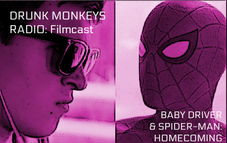 We dig into Marvel and SONY's Spider-Man: Homecoming and Edgar Wright's Baby Driver