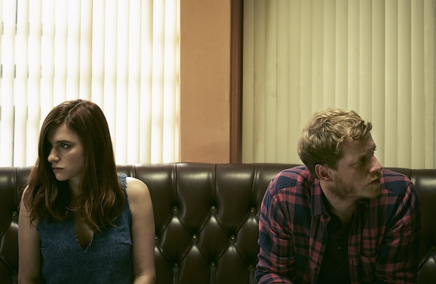 Aya Cash and Chris Geere (Image © FX)