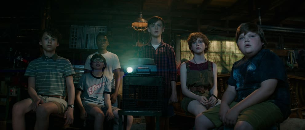 The cast of It (Image © Warner Bros.)