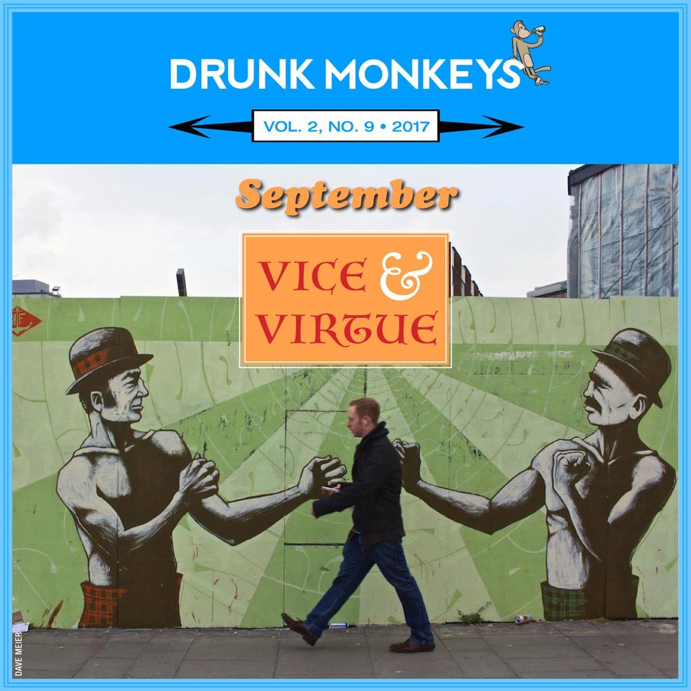 "Issue 2.9: September 2017 ""Vice & Virtue"""
