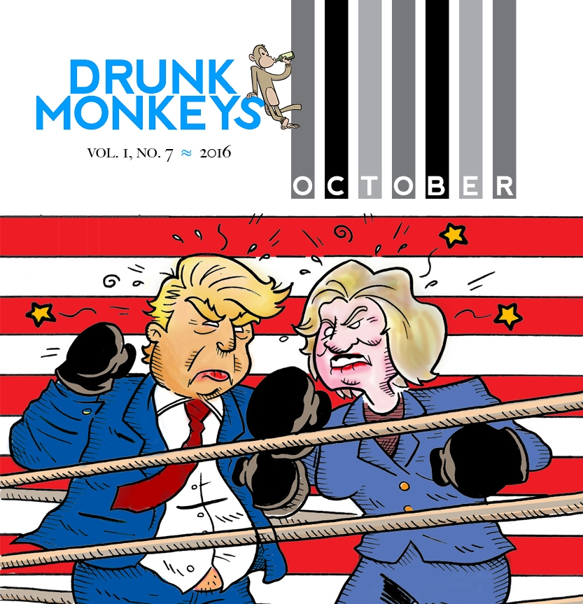"Issue 1.7: October 2016 ""Election Special"""