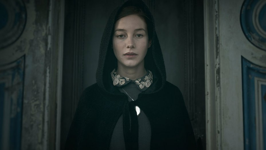 Charlotte Vega in  The Lodgers  (Image © Epic Pictures Group)
