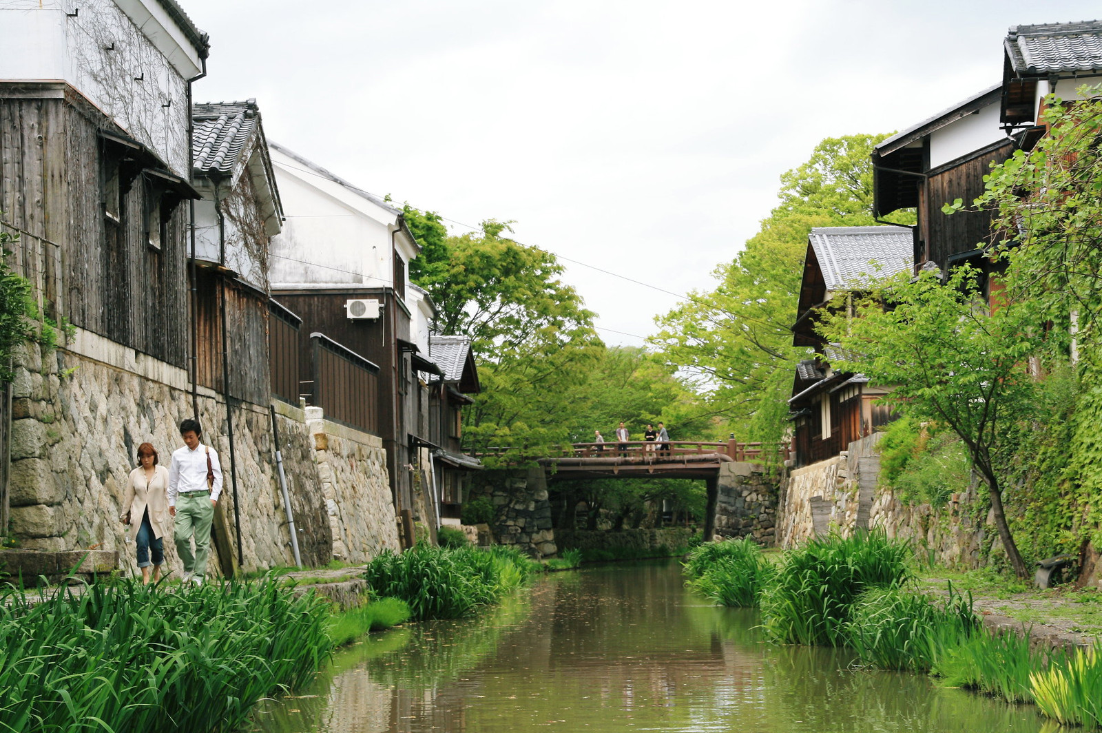 Ohmi Hachiman Canal