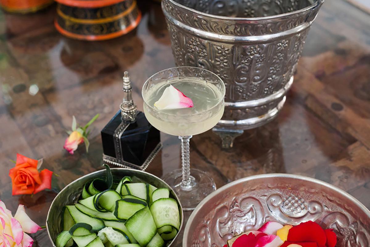 Image: PP. Fresh cocktails