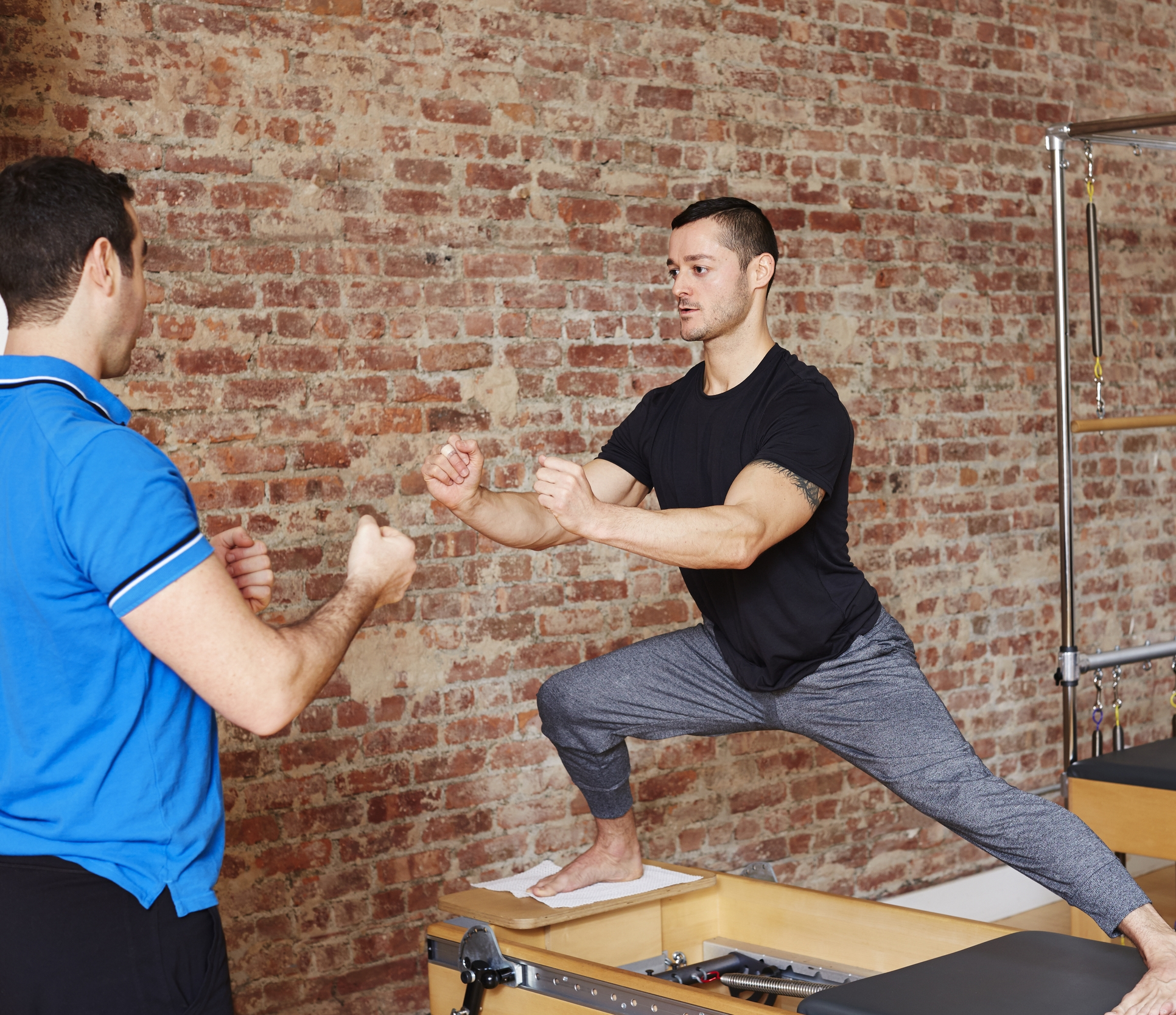 One on One Pilates Training