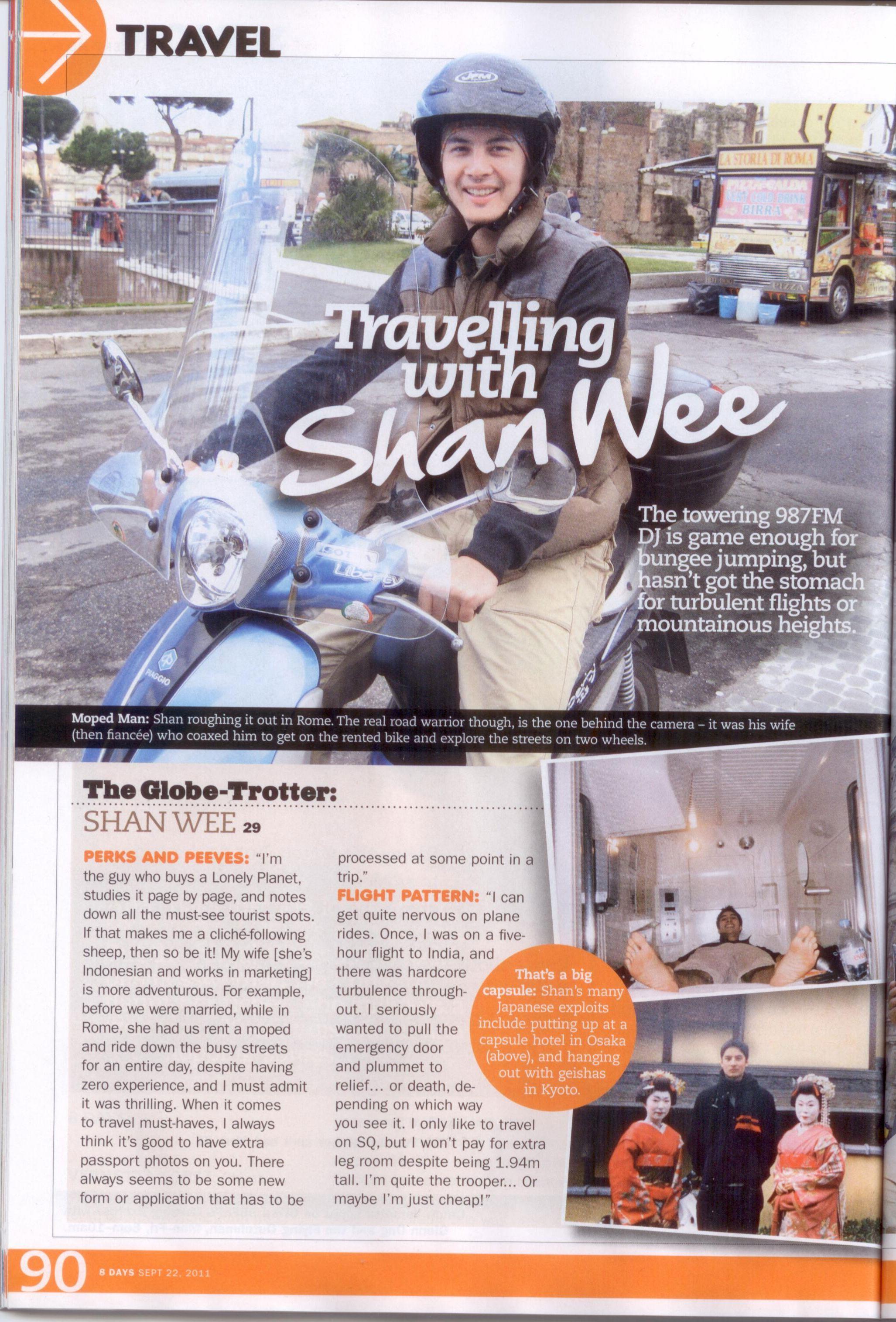 Moped Shan