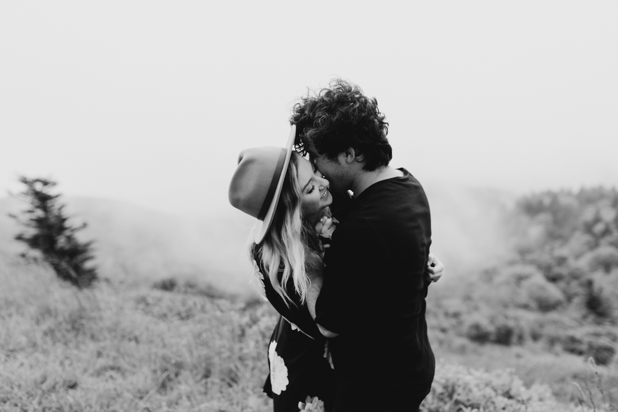 Engagement Photography in Upper Cascade Mountains