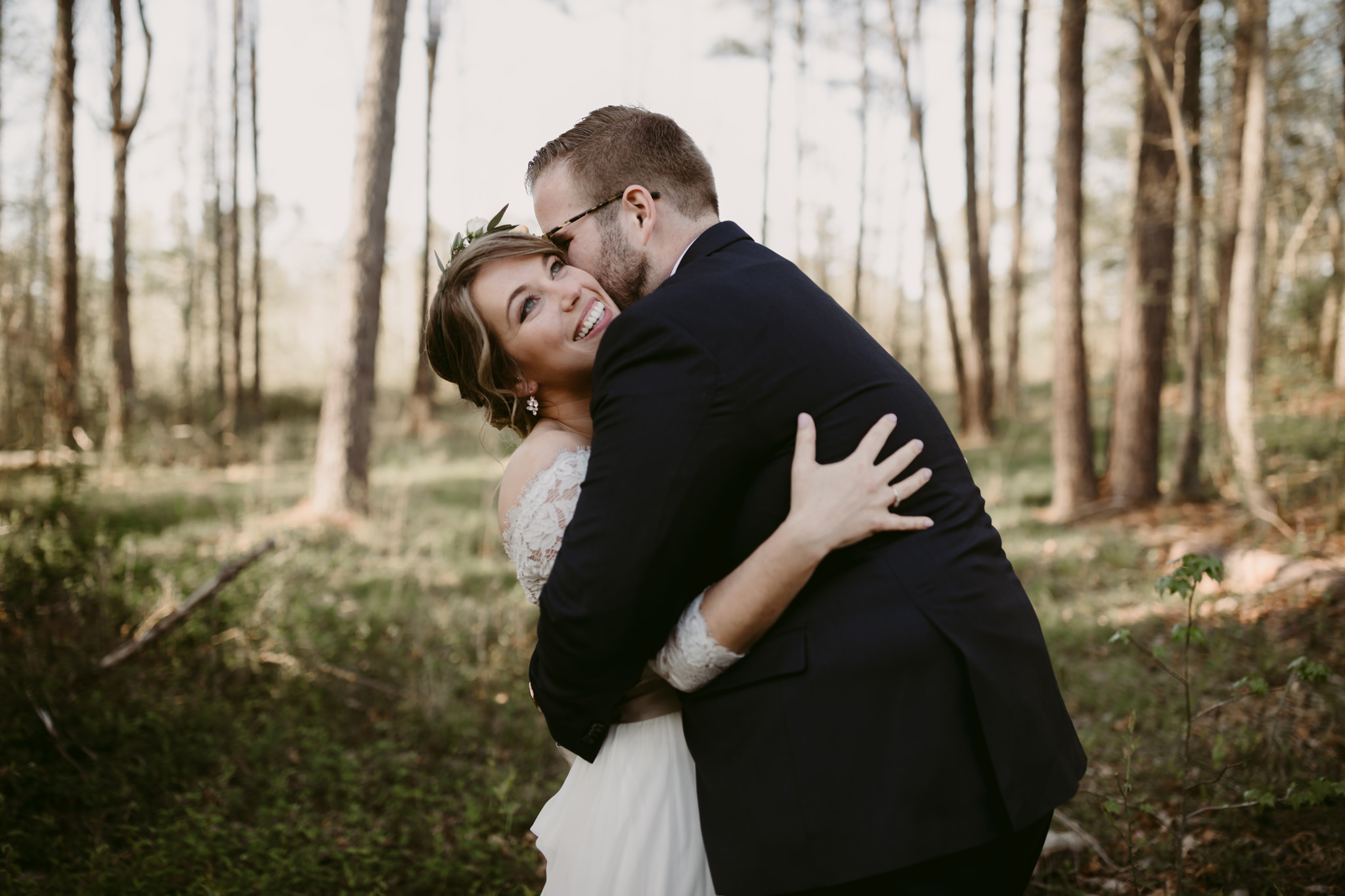 Intimate Wedding in Discovery Park