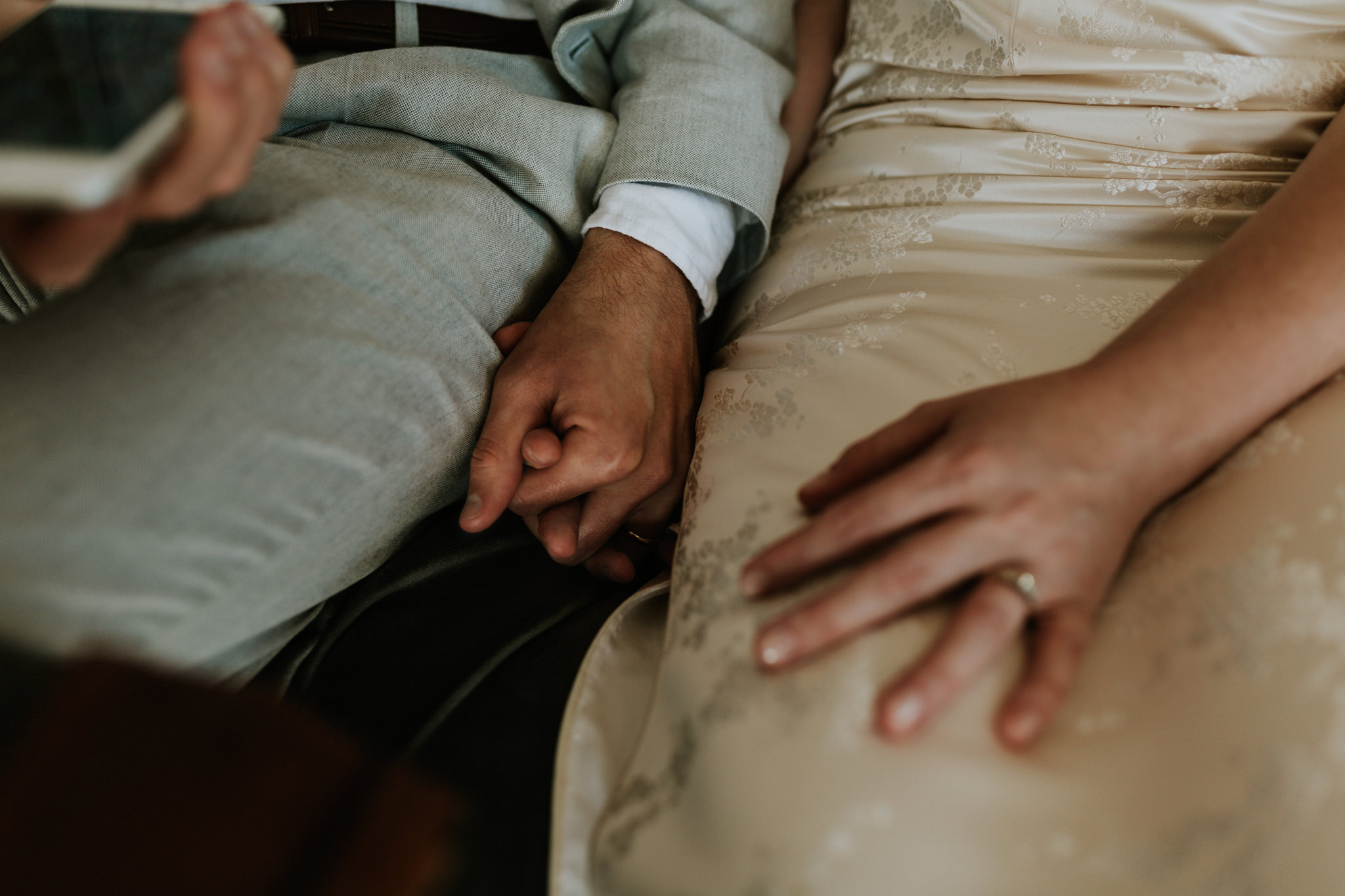 Technology has its Place in Portland Elopement