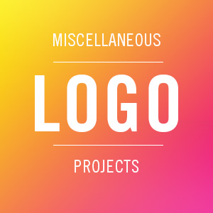 Miscellaneous Logo Projects
