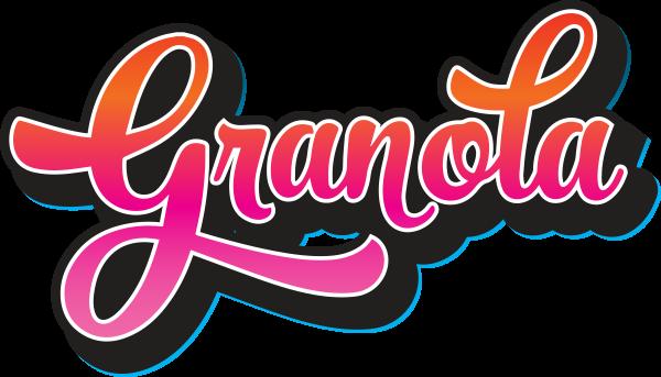 SOS Media Branding Consultancy Granola Packaging Logo Design