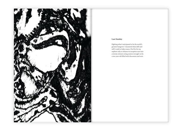 SOS MEdia book design