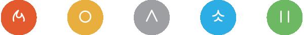 Icon Design Graphic Branding