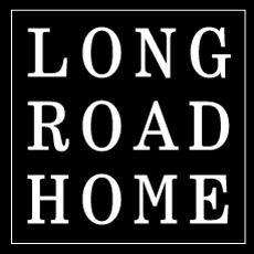 Long Road Home Logo Design Branding Music SOS Media