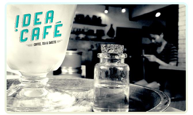 Art Cafe Graphic Design Postcard Photography Design