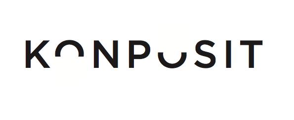 Konposit logo design sos media branding