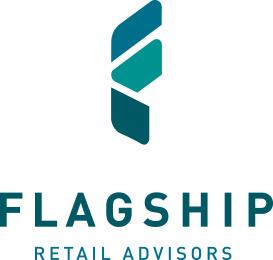 Flagship Retail Investors SOS Media Logo Design