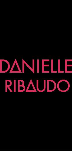 Danielle Ribaudo Yoga Teacher Logo Design Branding