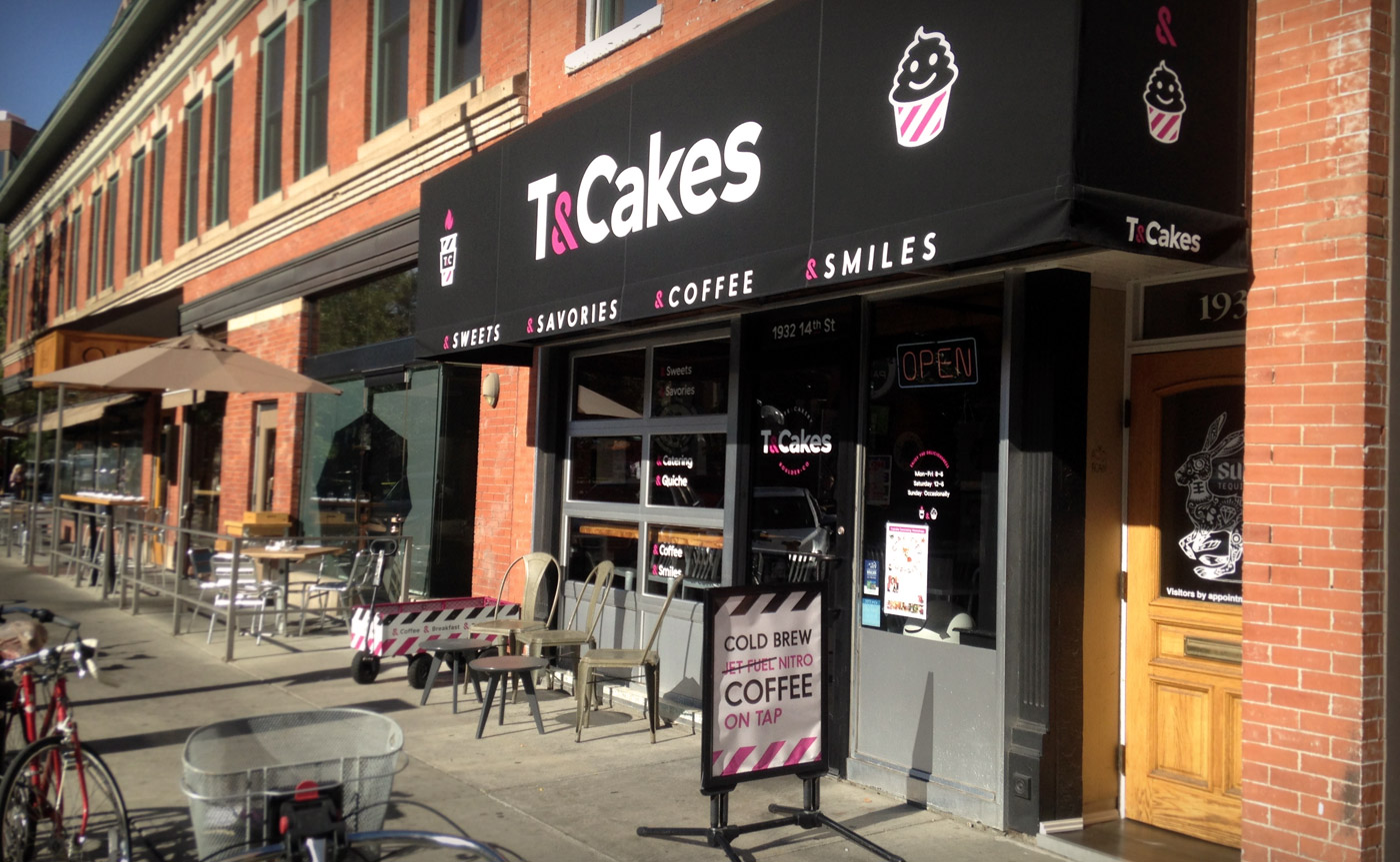 T&Cakes best cupcakes on pearl st boulder co