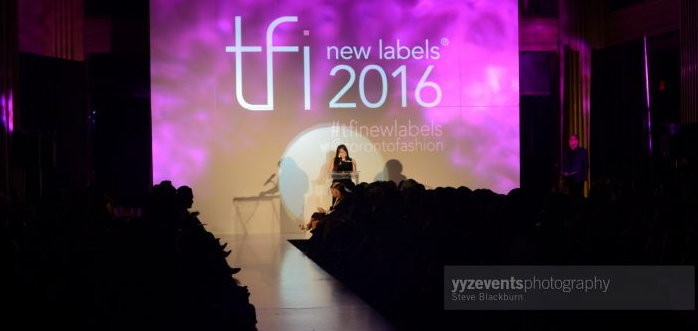 YYZ EVENTS  2016 tfi New Labels
