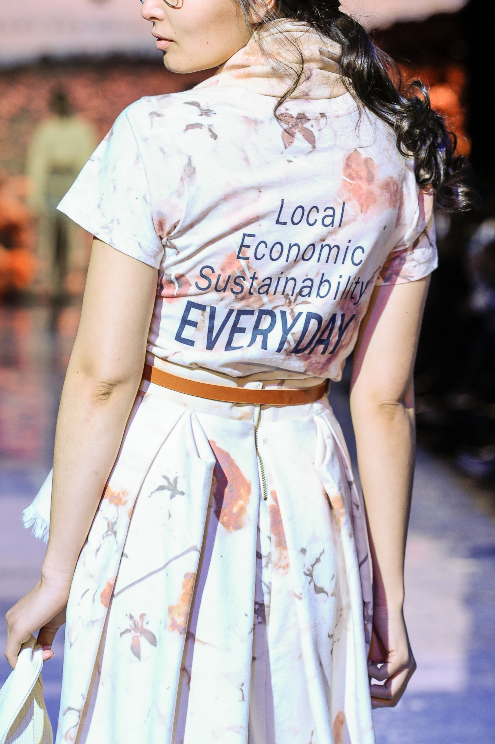 Local Economic Sustainability Everyday Peggy Sue Collection