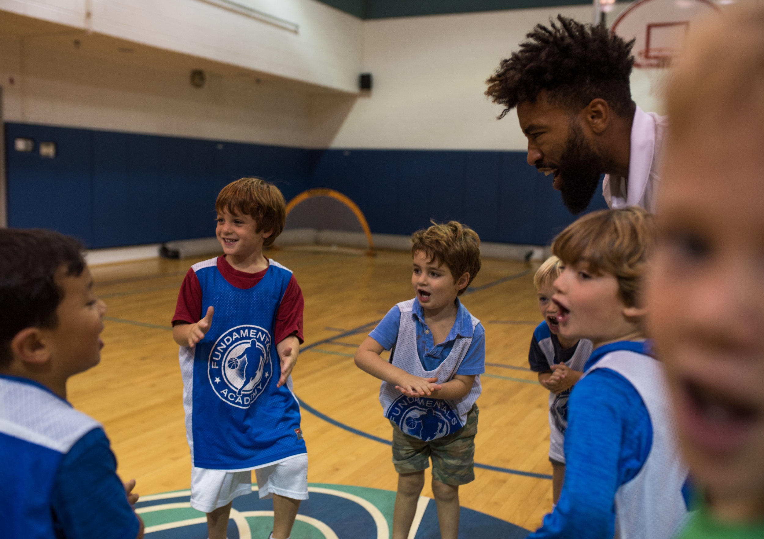 At the Academy - Using our diverse coaching staff to individualize classes, camps, training sessions and birthday Parties.we develop the most fun, original, and exhilarating athletic experiences in the Washington, D.C. metro area.